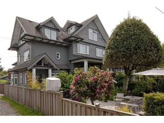 Main Photo: 1740 BALACLAVA Street in Vancouver: Kitsilano Townhouse for sale (Vancouver West)  : MLS® # V1048798