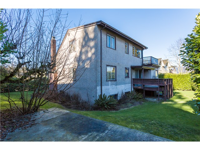 "Photo 7: 1966 SASAMAT Place in Vancouver: Point Grey House for sale in ""POINT GREY"" (Vancouver West)  : MLS(r) # V1053175"