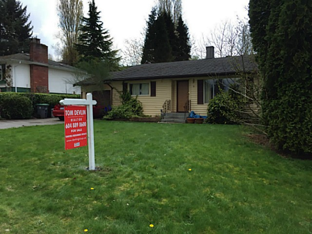 "Main Photo: 13642 110A Avenue in Surrey: Bolivar Heights House for sale in ""BOLIVAR HEIGHTS"" (North Surrey)  : MLS®# F1436612"