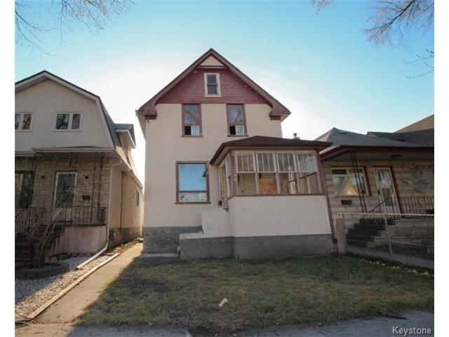 FEATURED LISTING: 744 Home Street WINNIPEG