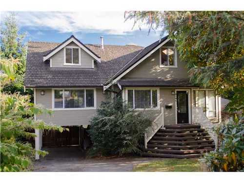 Main Photo: 8164 GILLEY Ave in Burnaby South: South Slope Home for sale ()  : MLS® # V971976