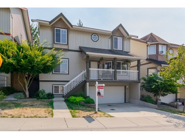 Main Photo: 6662 205A Street in Langley: Willoughby Heights House for sale : MLS®# F1449468