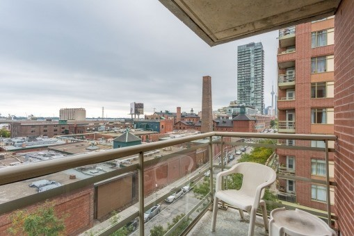 Photo 9: 608 80 Mill Street in Toronto: Waterfront Communities C8 Condo for sale (Toronto C08)  : MLS® # C3333563