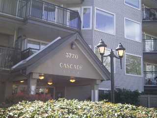 "Main Photo: 208 3770 MANOR Street in Burnaby: Central BN Condo for sale in ""CASCADE WEST"" (Burnaby North)  : MLS® # R2050454"