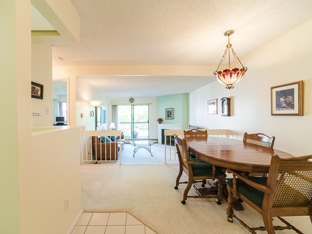 "Photo 4: 203 8511 WESTMINSTER Highway in Richmond: Brighouse Condo for sale in ""WESTHAMPTON COURT"" : MLS® # R2062242"