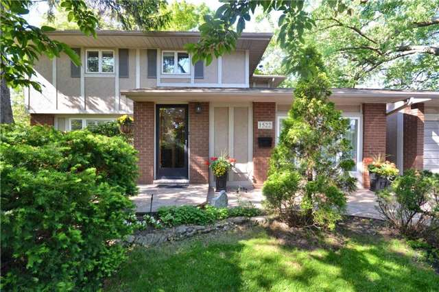 Main Photo: 1522 Indian Road in Mississauga: Lorne Park House (2-Storey) for sale : MLS(r) # W3512249