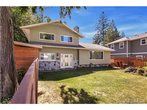Main Photo: 963 Walfred Road in VICTORIA: La Walfred Single Family Detached for sale (Langford)  : MLS®# 367432
