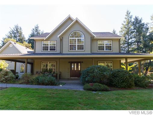 Photo 3: 3920 HiMount Drive in VICTORIA: Me Metchosin Single Family Detached for sale (Metchosin)  : MLS(r) # 370118