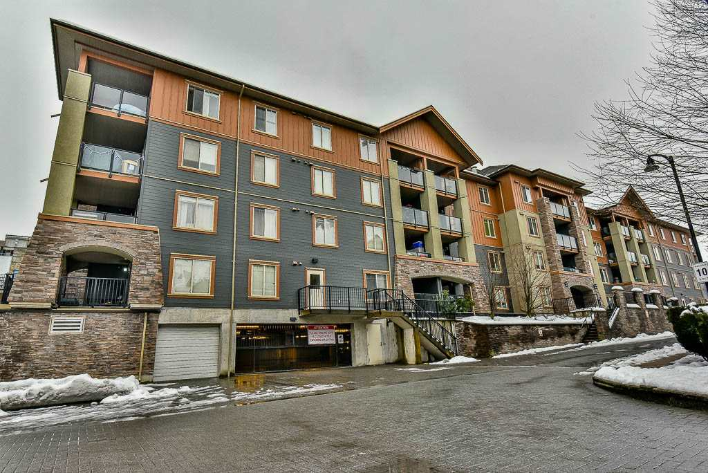 "Main Photo: 1302 248 SHERBROOKE Street in New Westminster: Sapperton Condo for sale in ""Copperstone"" : MLS® # R2137528"