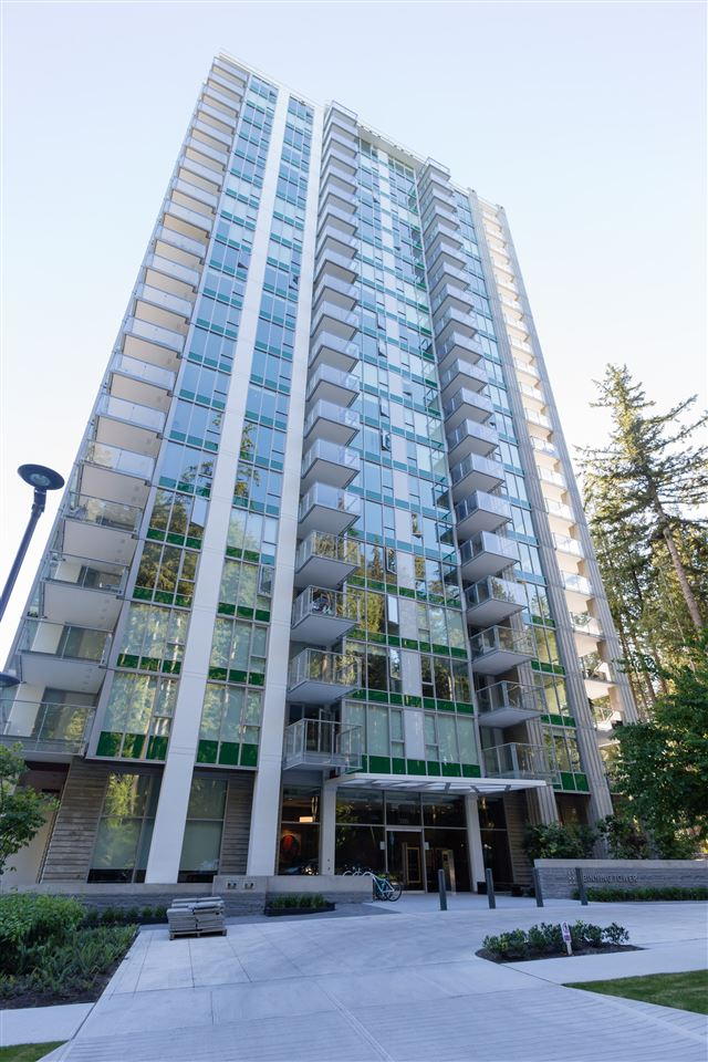 "Main Photo: 2605 3355 BINNING Road in Vancouver: University VW Condo for sale in ""Binning Tower"" (Vancouver West)  : MLS®# R2139551"
