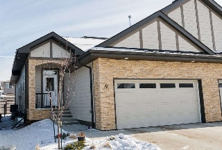 Main Photo: 9 SIGNATURE Cove: Sherwood Park House Half Duplex for sale : MLS(r) # E4052619