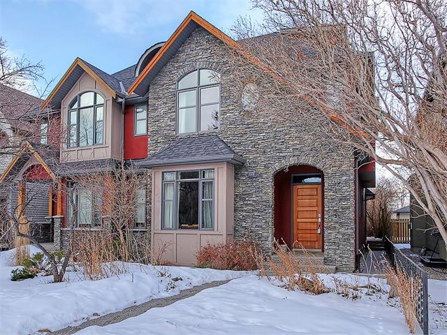Main Photo: 2227 3 Avenue NW in Calgary: West Hillhurst House for sale : MLS® # C4102741