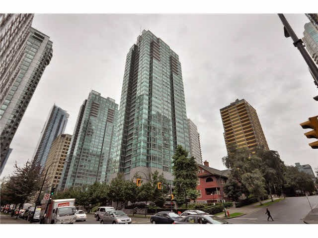 "Main Photo: 1208 1288 W GEORGIA Street in Vancouver: West End VW Condo for sale in ""Residences on Georgia"" (Vancouver West)  : MLS(r) # R2146197"