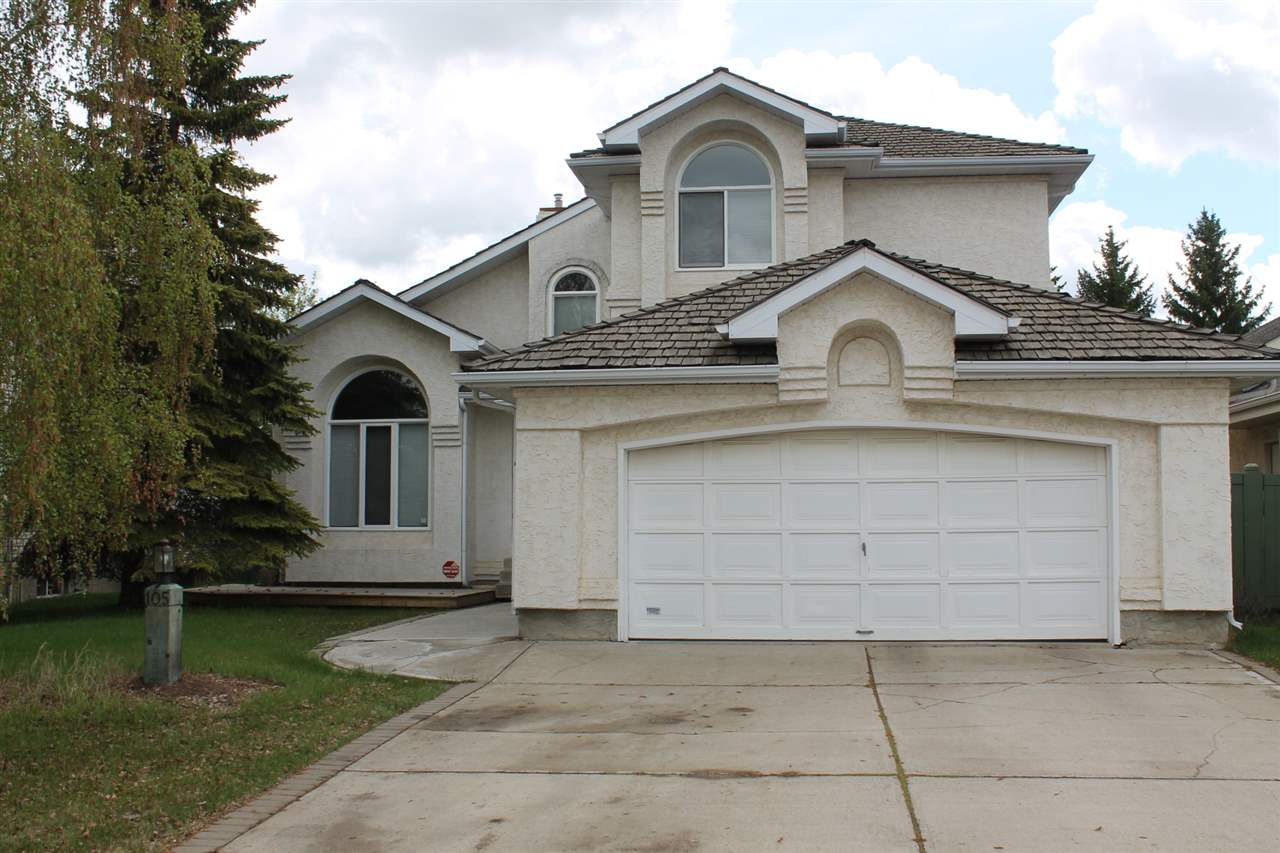 Main Photo: 105 WEBER Close in Edmonton: Zone 20 House for sale : MLS(r) # E4064480