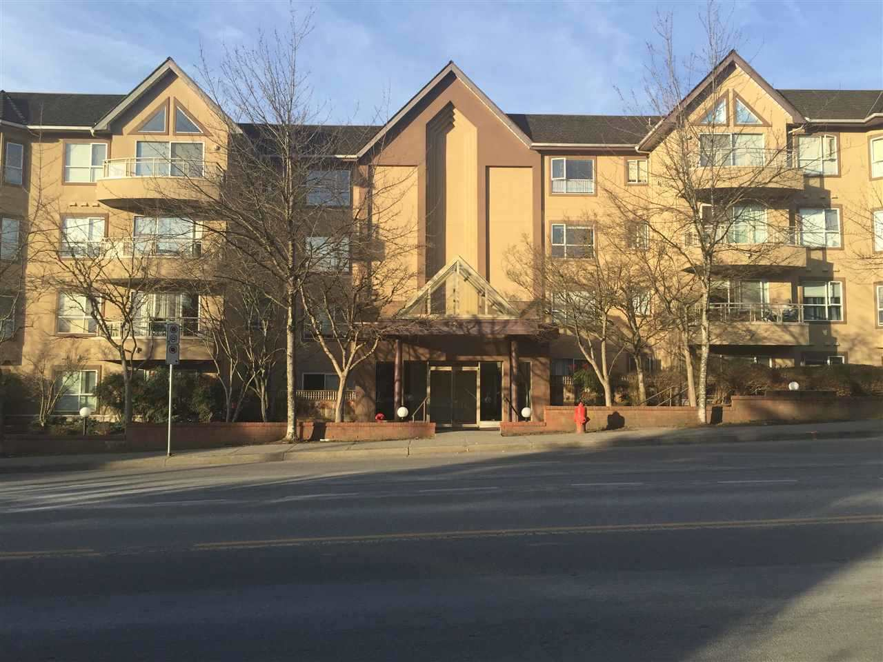 Main Photo: 107 2285 PITT RIVER Road in Port Coquitlam: Central Pt Coquitlam Condo for sale : MLS® # R2170957