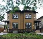 Main Photo: 10935 76 Avenue in Edmonton: Zone 15 House Half Duplex for sale : MLS(r) # E4066388