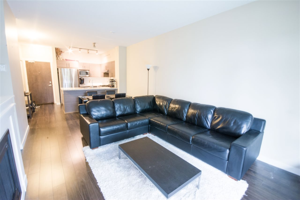 "Main Photo: 303 1153 KENSAL Place in Coquitlam: New Horizons Condo for sale in ""Roycroft by Polygon"" : MLS(r) # R2180042"