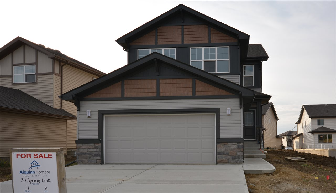 Main Photo: 30 SPRING Link: Spruce Grove House for sale : MLS(r) # E4071346