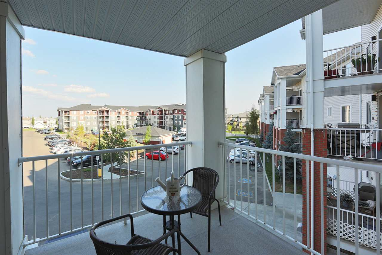 The east facing balcony is perfect for your morning coffee!