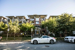 "Main Photo: 281 9100 FERNDALE Road in Richmond: McLennan North Condo for sale in ""KENNSINGTON COURT"" : MLS® # R2201860"