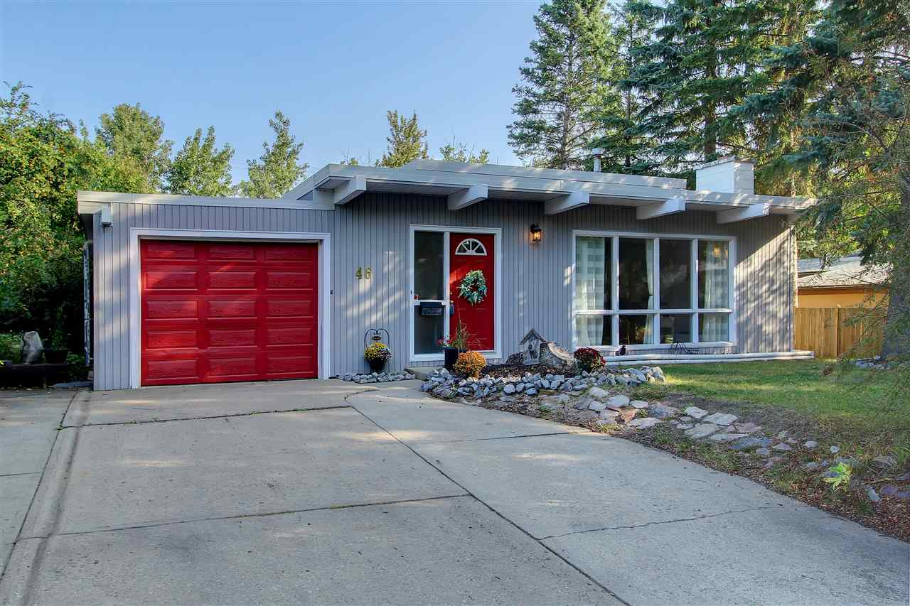 Main Photo: 46 GLADSTONE Crescent: St. Albert House for sale : MLS® # E4081098