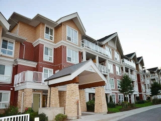 "Main Photo: 416 6440 194 Street in Surrey: Clayton Condo for sale in ""Waterstone"" (Cloverdale)  : MLS® # R2206159"