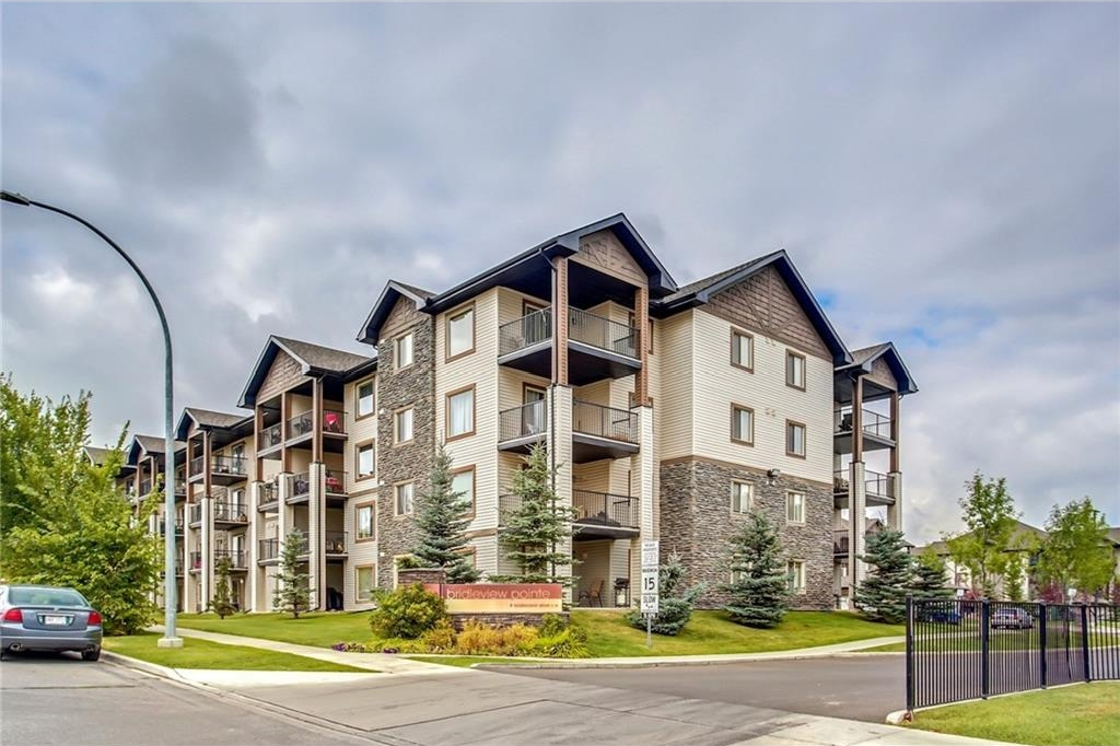 Main Photo: 1423 8 BRIDLECREST Drive SW in Calgary: Bridlewood Condo for sale : MLS® # C4138425