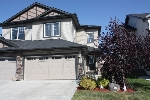 Main Photo: 3898 Gallinger Loop in Edmonton: Zone 58 House Half Duplex for sale : MLS® # E4082349