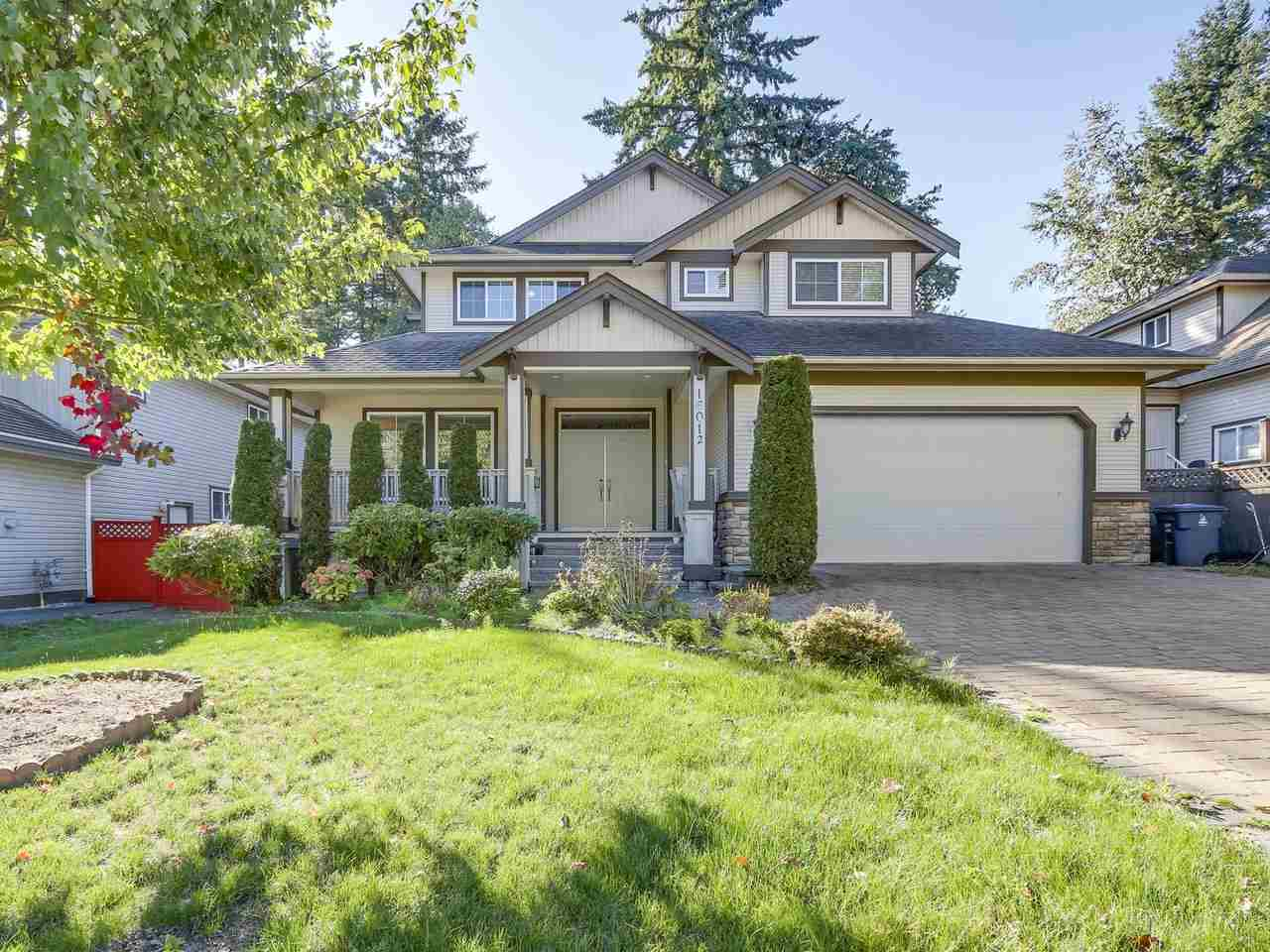 Main Photo: 16012 90 Avenue in Surrey: Fleetwood Tynehead House for sale : MLS® # R2210486