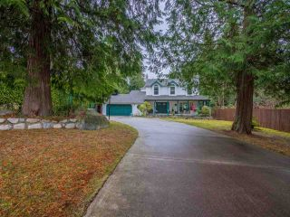 "Main Photo: 8130 CEDARWOOD Road in Halfmoon Bay: Halfmn Bay Secret Cv Redroofs House for sale in ""WELCOME WOODS"" (Sunshine Coast)  : MLS® # R2228689"