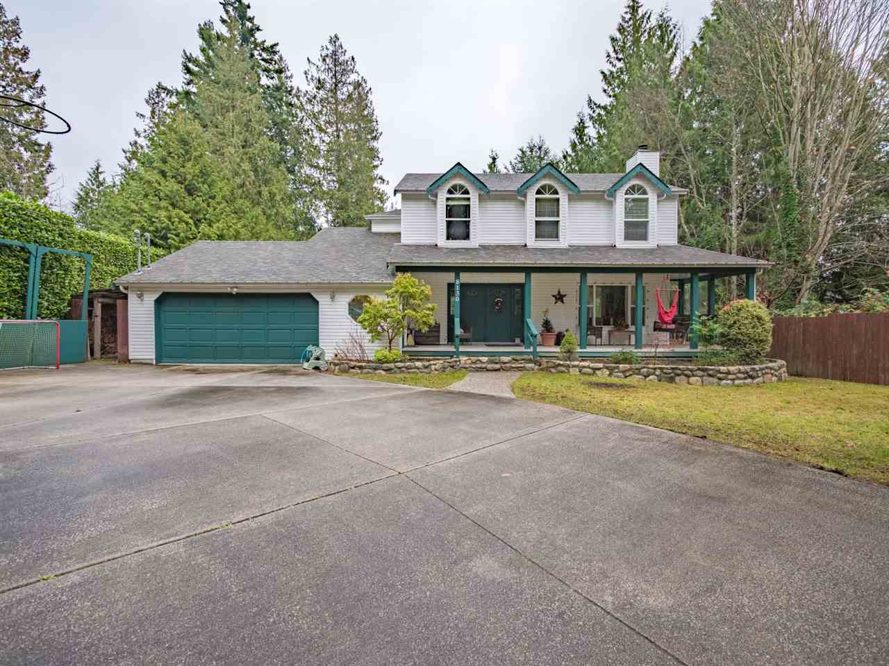 "Photo 2: Photos: 8130 CEDARWOOD Road in Halfmoon Bay: Halfmn Bay Secret Cv Redroofs House for sale in ""WELCOME WOODS"" (Sunshine Coast)  : MLS®# R2228689"