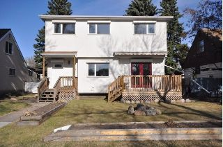 Main Photo: 12315 105 Street in Edmonton: Zone 08 House for sale : MLS®# E4111034