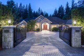 Main Photo: 1485 EAST Road: Anmore House for sale (Port Moody)  : MLS®# R2277846