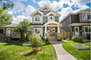 Main Photo: 9731 83 Avenue in Edmonton: Zone 15 House for sale : MLS®# E4117975