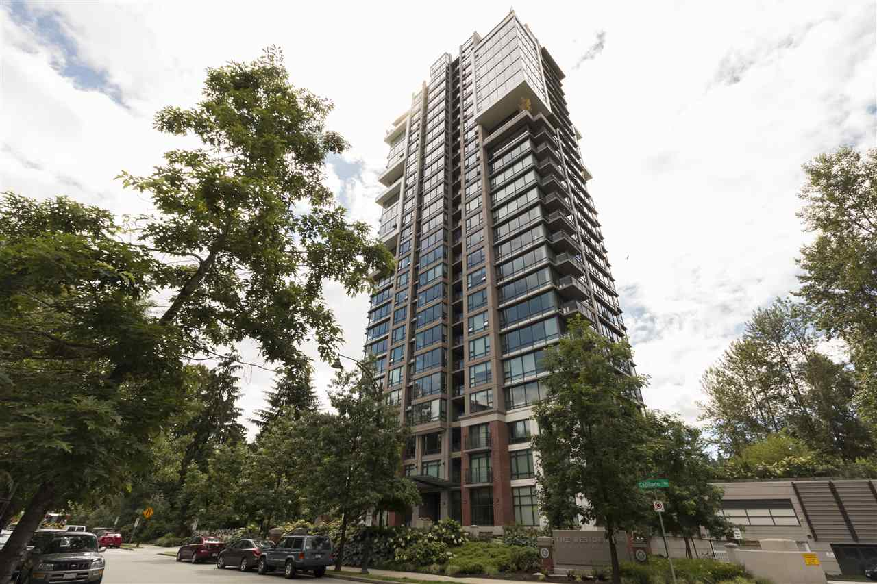 "Main Photo: 707 301 CAPILANO Road in Port Moody: Port Moody Centre Condo for sale in ""The Residence by Onni"" : MLS®# R2285041"