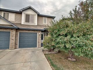 Main Photo: 113 700 Bothwell Drive: Sherwood Park House Half Duplex for sale : MLS®# E4129072