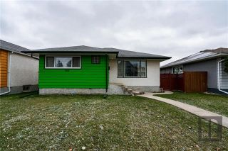 Main Photo: 544 Bowman Avenue in Winnipeg: East Kildonan Residential for sale (3A)  : MLS®# 1827763