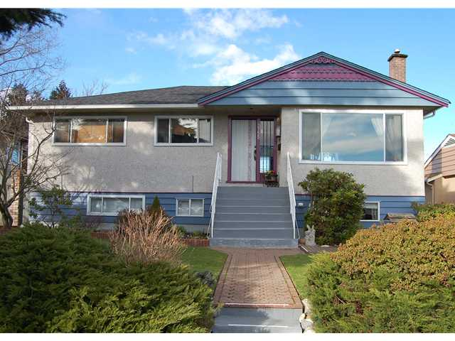 Main Photo: 3755 FIR Street in Burnaby: Burnaby Hospital House for sale (Burnaby South)  : MLS® # V870098