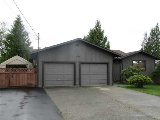Main Photo: 11646 ADAIR Street in Maple Ridge: East Central House for sale : MLS® # V878271