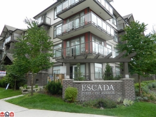 "Main Photo: 410 15322 101ST Avenue in Surrey: Guildford Condo for sale in ""Escada"" (North Surrey)  : MLS® # F1121258"