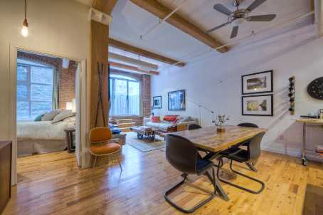 Main Photo: 6 90 Sherbourne Street in Toronto: Moss Park Condo for sale (Toronto C08)  : MLS(r) # C2514441