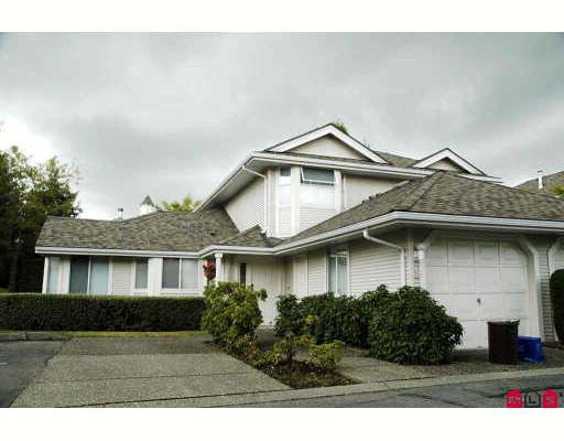 Main Photo: 25 9045 Walnut Grove Drive in Langley: Walnut Grove Townhouse for sale : MLS® # F2914522
