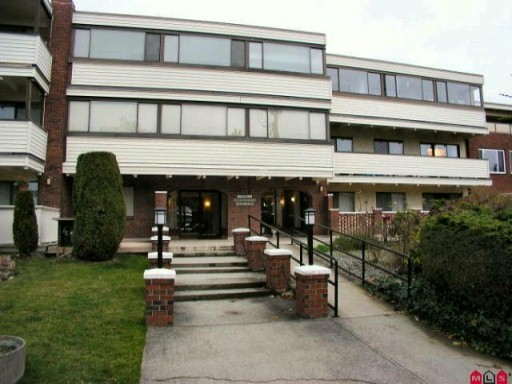 "Main Photo: 307 1448  FIR ST in White_Rock: White Rock Condo for sale in ""THE DORCHESTER"" (South Surrey White Rock)  : MLS® # F1014682"