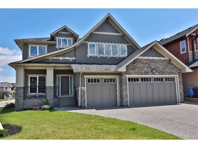 Photo 1: 71 ASPEN CLIFF Close SW in Calgary: Aspen Woods House for sale : MLS(r) # C4013616