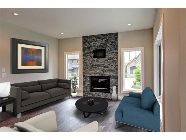Photo 9: 71 ASPEN CLIFF Close SW in Calgary: Aspen Woods House for sale : MLS(r) # C4013616