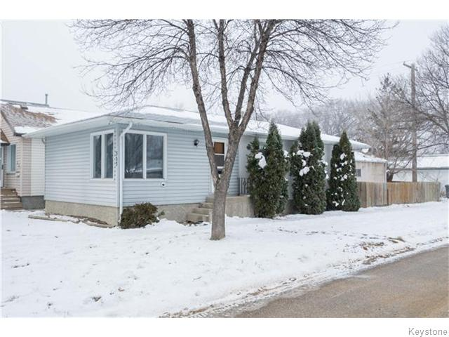 Main Photo: 333 Regent Avenue East in WINNIPEG: Transcona Residential for sale (North East Winnipeg)  : MLS® # 1517934