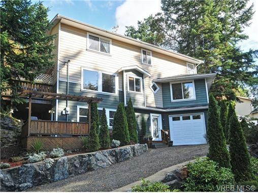 Main Photo: 2369 Bellamy Road in VICTORIA: La Thetis Heights Single Family Detached for sale (Langford)  : MLS® # 356523