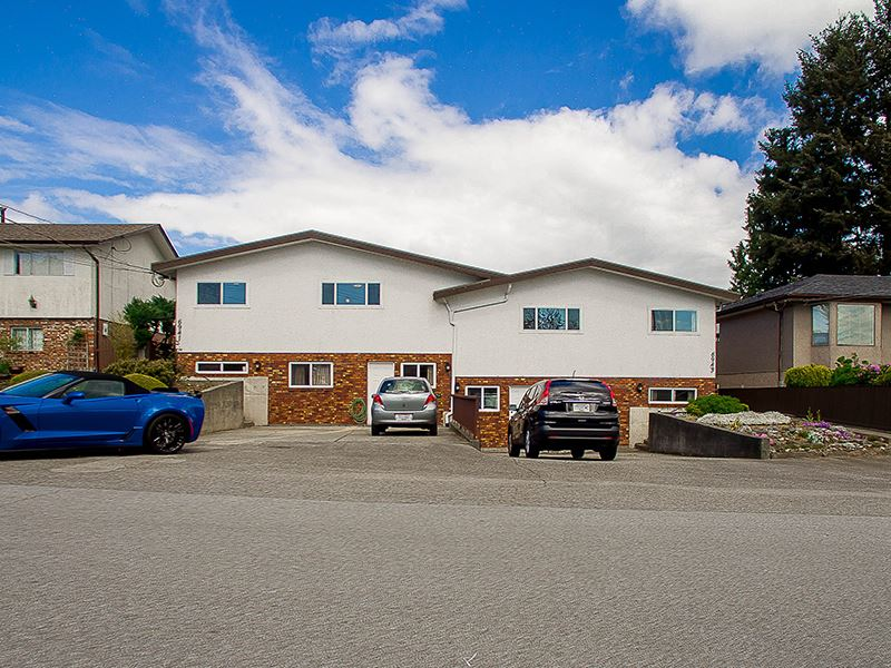 Main Photo: 6943 6941 AUBREY Street in Burnaby: Sperling-Duthie House Fourplex for sale (Burnaby North)  : MLS®# R2063510