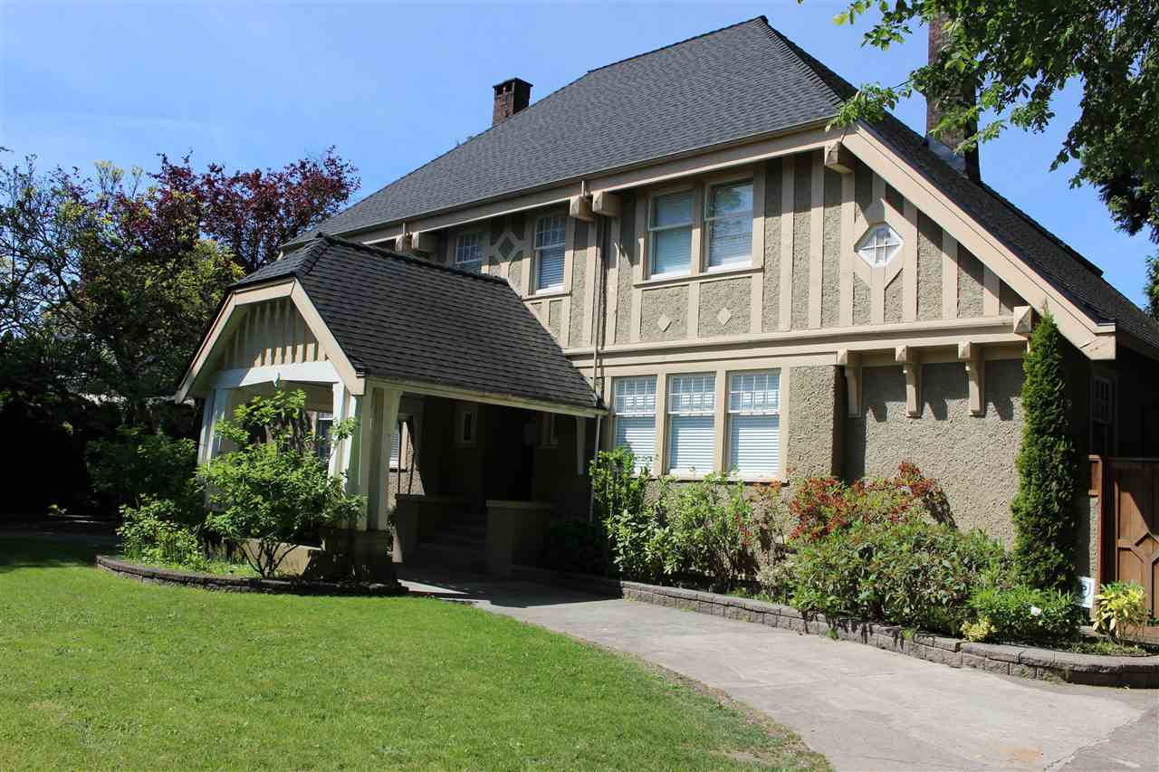 Main Photo: 4025 GRANVILLE Street in Vancouver: Shaughnessy House for sale (Vancouver West)  : MLS® # R2068430