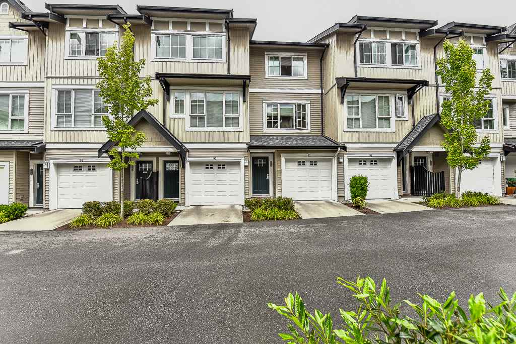 "Main Photo: 92 2450 161A Street in Surrey: Grandview Surrey Townhouse for sale in ""GLENMORE"" (South Surrey White Rock)  : MLS®# R2075264"